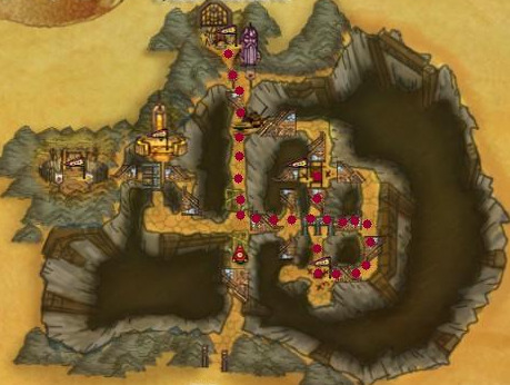 Lotro Maps Grand Stair